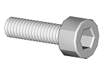 01954 Socket head cap screw M3x12