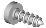 02062 Self tapping screw 2.2x13