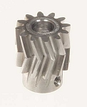 04412  Pinion  for  herringbone  gear  12 teeth  M1 Dia.6mm