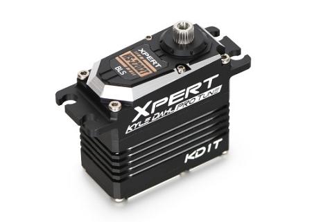 xpert rc hs2202thv kd1t standard size full aluminum servo