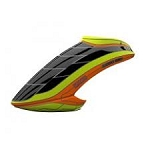 05110 Canopy LOGO 550 neon yellow/orange