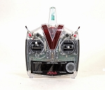 04904 VBar Control Radio with RX-Satellite, Transparent