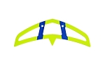 04769 Horizontal stabilizer neon yellow, Logo 500/600