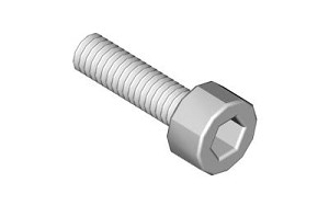 01953 Socket head cap screw M3x10