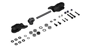 04569 Tail Rotor Hub set with blade holder, LOGO XXtreme