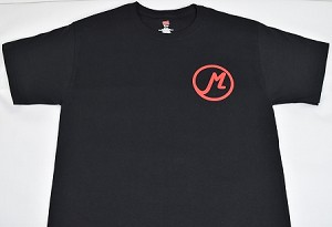 MUSASHIRT1 Mikado USA T-Shirt - Black