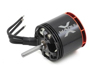 Xnova XTS 4525-530KV Brushless Motor (Shaft F/Logo 700)