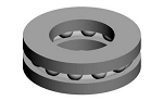 00727 Thrust Bearing 4x8x3.5