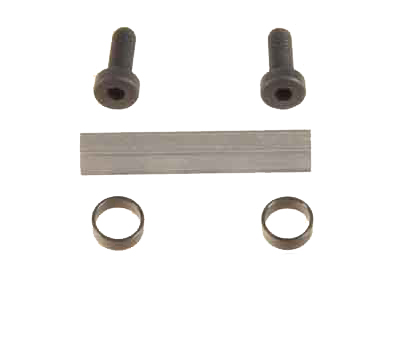 04107 Spacer set for tailrotor LOGO 550/600/690