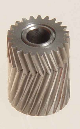 04123  Pinion  for  herringbone  gear  23   Teeth  M0.5