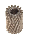 04219  Pinion for herringbone gear 19 teeth, M0.7