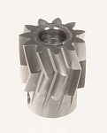 04411  Pinion  for  herringbone  gear  11 teeth  M1 Dia.6mm