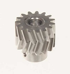 04415  Pinion  for  herringbone  gear  15 teeth  M1 Dia.6mm