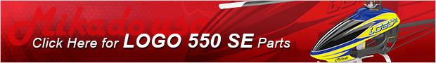 Logo 550 SE Parts