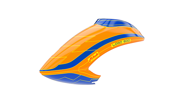 05192 Canopy LOGO 600 orange/blue/orange