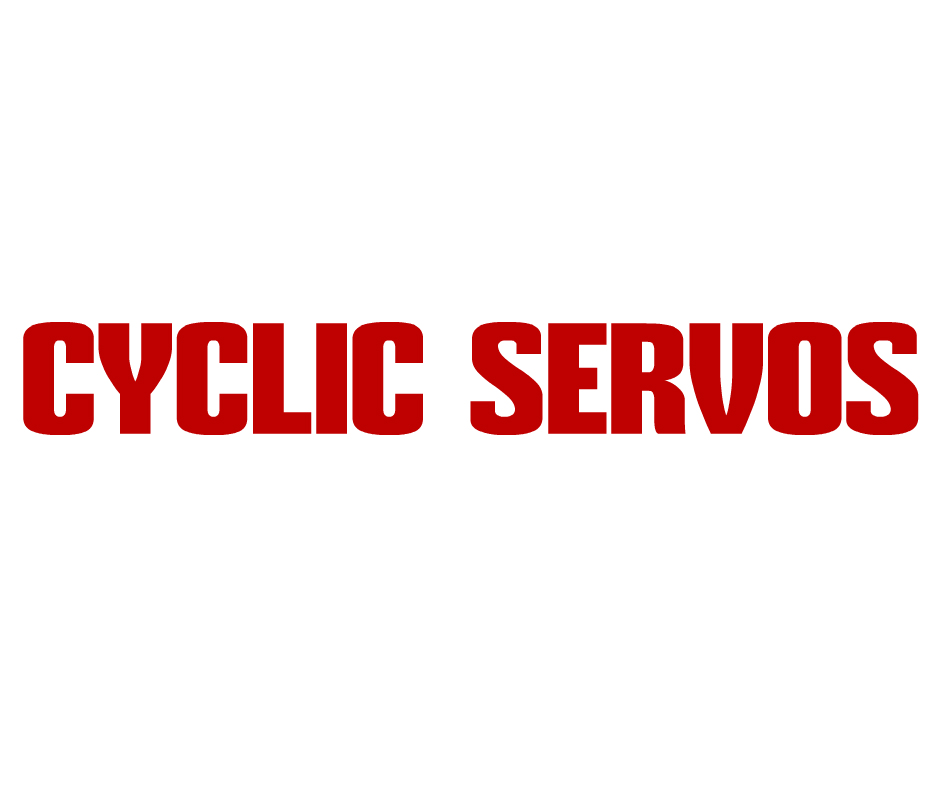 Cyclic Servos