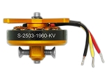 Scorpion S-2503-1960KV - For F3P Aerobatic Foamy (2s) - (3.8 - 6oz , 90w)
