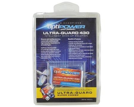 Main Unit Optipower UltraGuard 430 Back Up Solution