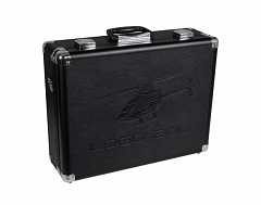 05483 Radio Case Faux Leather, VControl/LOGO 200