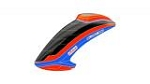 05249 Canopy GLOGO 690 SX, neon-orange/blue
