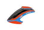 05127 Canopy LOGO 600 SX V3 neon-orange/blue