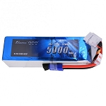 Gens Ace 6s LiPo Battery Pack 45C w/EC5 (22.2V/5000mAh)