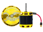 Scorpion HKIV-4025-1100KV (5mm Shaft for Logo 550)