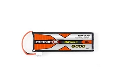 ManiaX 1S 6000mAh 5C 3.7V (For VControl)