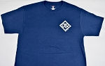 VTXSHIRT1 VTX T-Shirt - Navy Blue