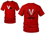 VControl Shirt - Red