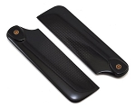 RotorTech 76mm Tail Rotor Blade Set