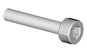 01956 Socket head cap screw M3x16