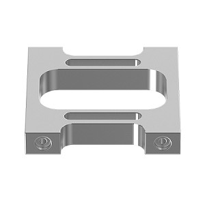 04236 Metal motor plate LOGO 500/600 -30mm