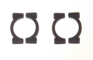 04275 Clamps for carbon tailrotor case 20mm