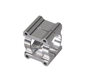 05128 Aluminum tail rotor clamp for 22mm tail boom