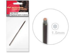 Scorpion High Performance Tools - 1.5mm Hex Driver Replacement